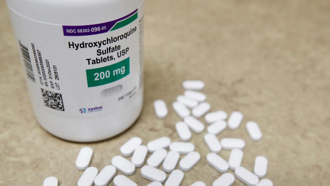 Un estudio demuestra que la hidroxicloroquina, el medicamento que toma y promueve Trump, no es mejor que un placebo para prevenir el coronavirus