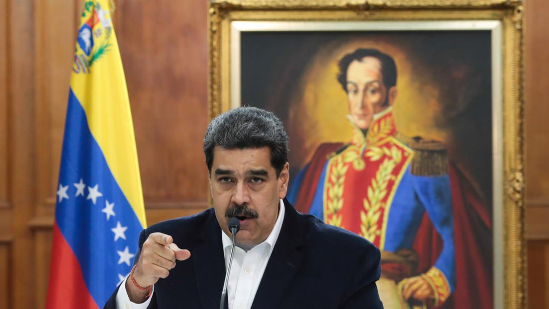 """Maduro: """"Tengo informaciones de que Iván Duque supervisa campamentos de mercenarios en Colombia para preparar nuevas incursiones contra Venezuela"""""""