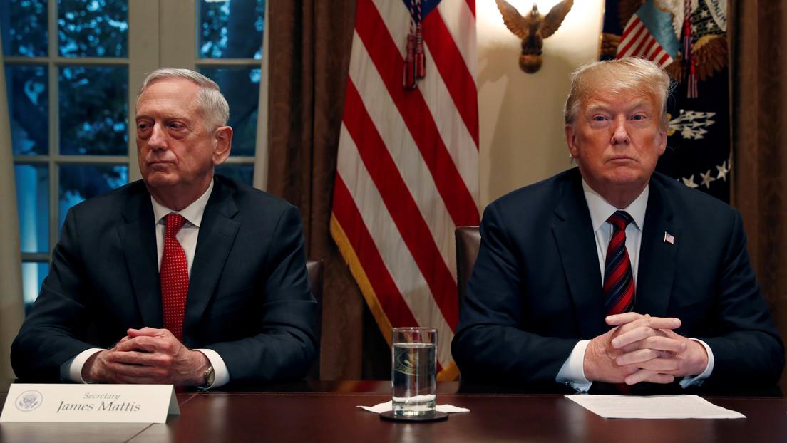 """Exjefe del Pentágono acusa a Trump de """"militarizar la respuesta"""" a los disturbios y este responde que """"se sintió genial"""" cuando le pidió renunciar"""