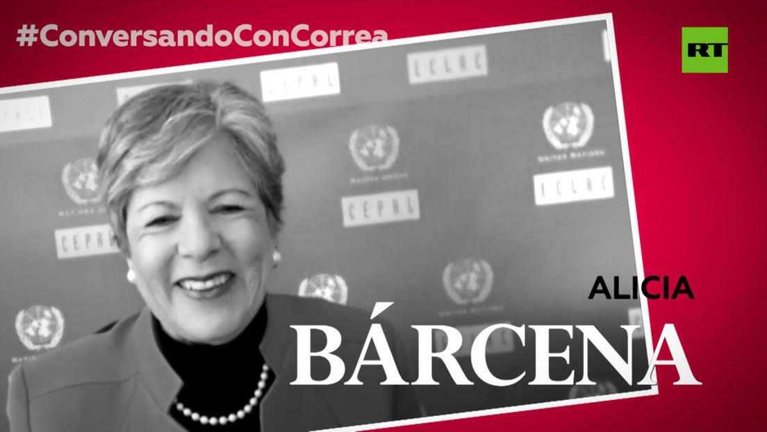 """Alicia Bárcena a Correa: """"En América Latina prevalece la cultura del privilegio, que naturaliza las desigualdades y la discriminación""""."""