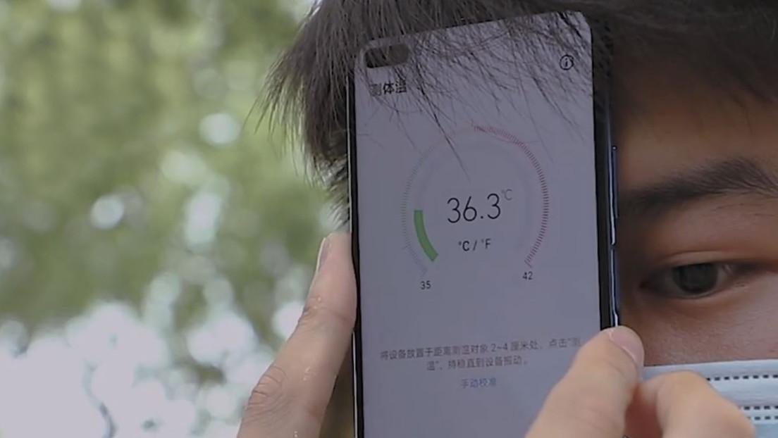Honor presenta un nuevo 'smartphone', que cuenta con un detalle que puede resultar útil en tiempos de pandemia