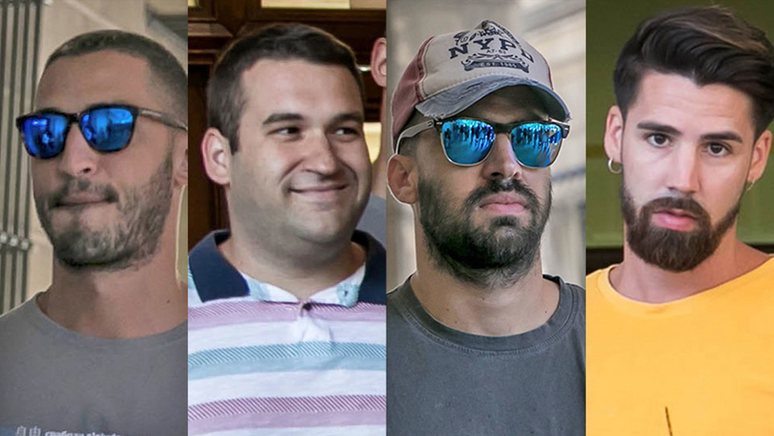 Condenan a cuatro miembros de 'La Manada' de Sanfermines a 18 meses de cárcel por otro caso de abusos sexuales