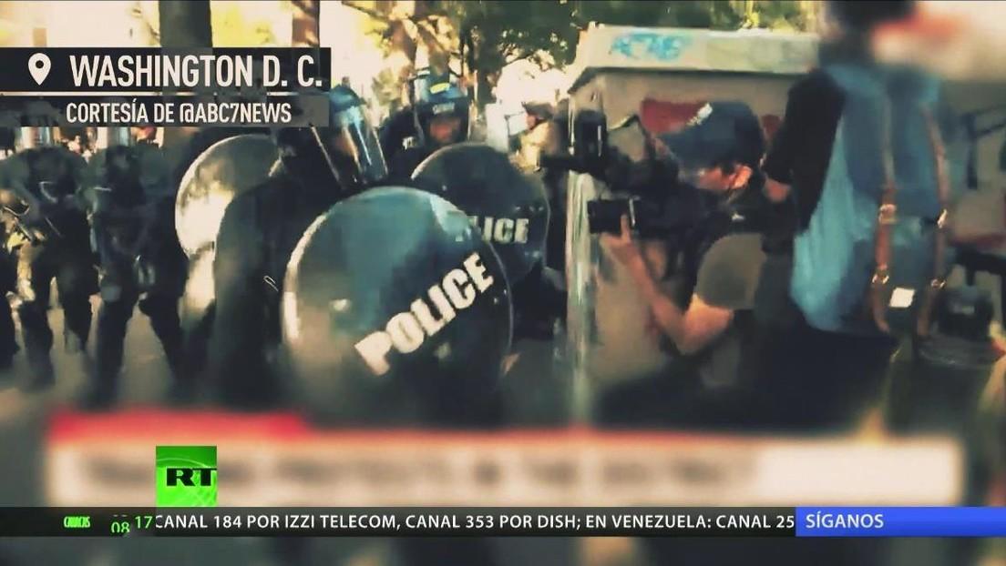 """La ONU denuncia """"agresiones sin precedentes"""" contra periodistas en EE.UU."""