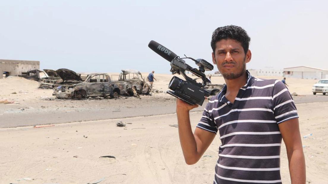 Asesinan a tiros a un colaborador de Ruptly en Yemen