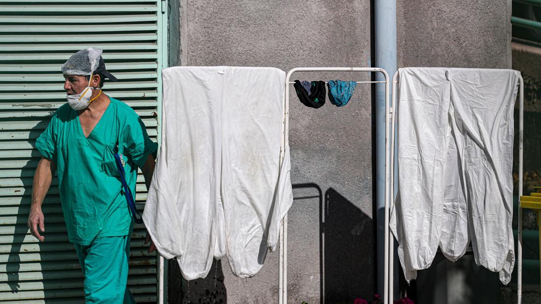 Chile registra 4.664 casos nuevos de coronavirus y 81 fallecidos en 24 horas