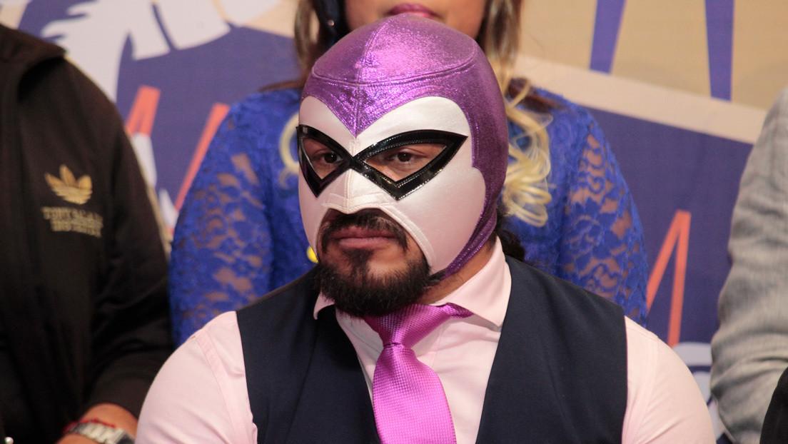 """""""Sí se pudo"""": 'El Hijo del Fantasma' gana su primer campeonato en la WWE en menos de dos meses de su debut (VIDEO)"""