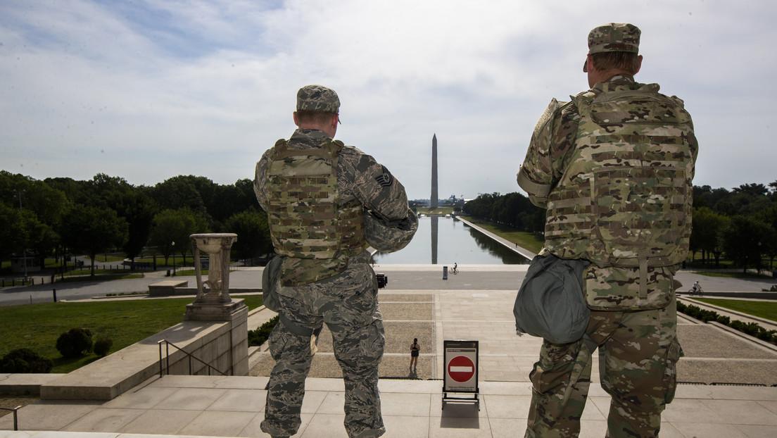 """La Casa Blanca sobre el uso de tropas federales en EE.UU.: """"Todas las opciones están sobre la mesa cuando se trata de proteger a los estadounidenses"""""""