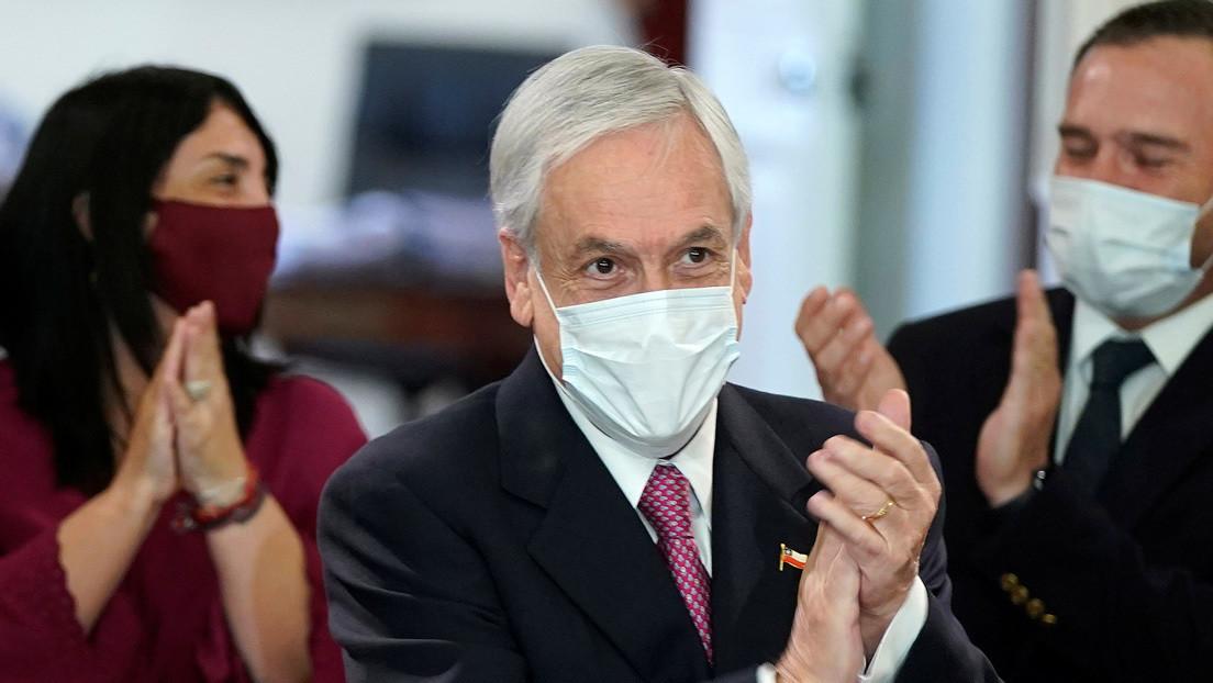 Piñera hace cambios en el Gabinete de Ministros en medio de la emergencia sanitaria por el coronavirus