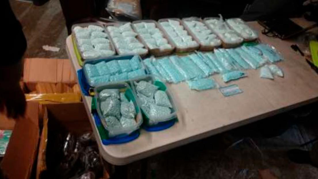 El Ejército mexicano incauta en Tijuana un millonario alijo de 110.000 kilogramos de distintas drogas