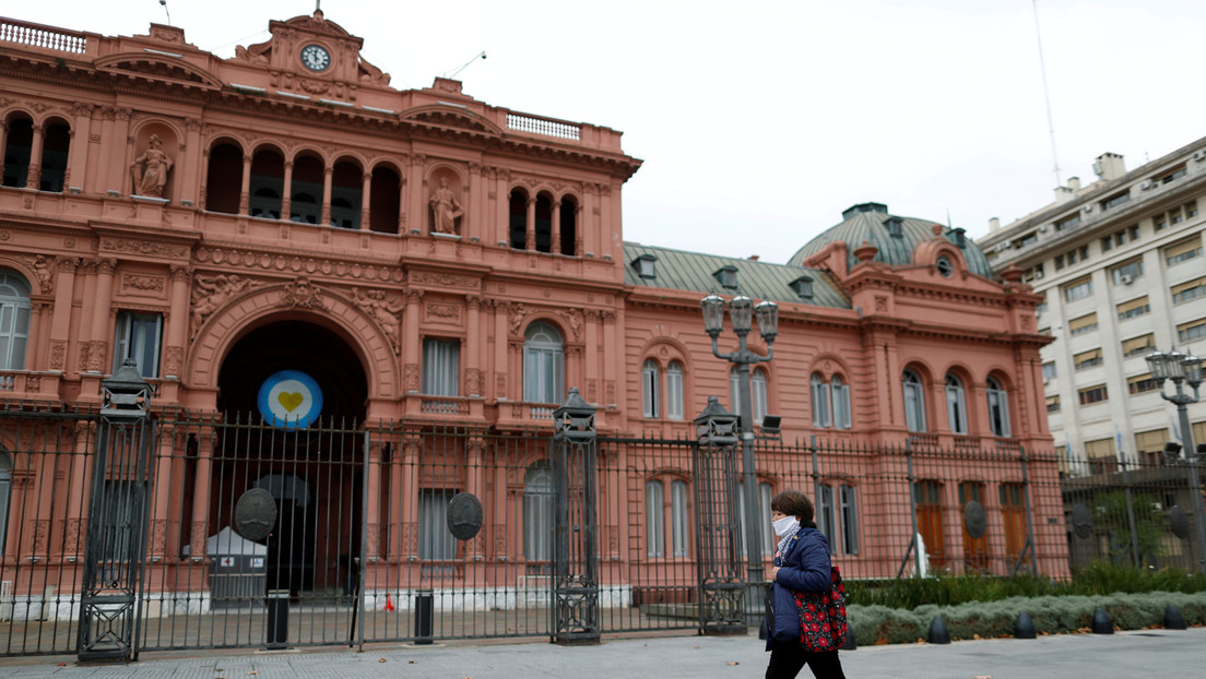 Récord de fallecidos en Argentina en 24 horas — Coronavirus
