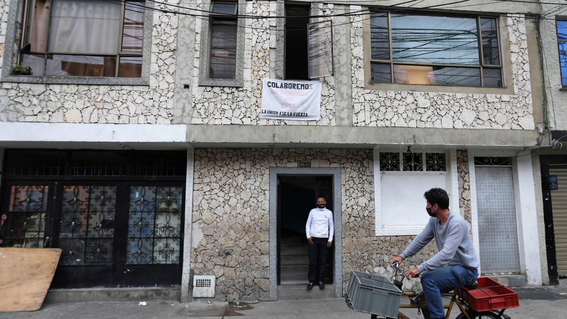 1.521 nuevos positivos de covid-19 en Colombia — Récord de casos