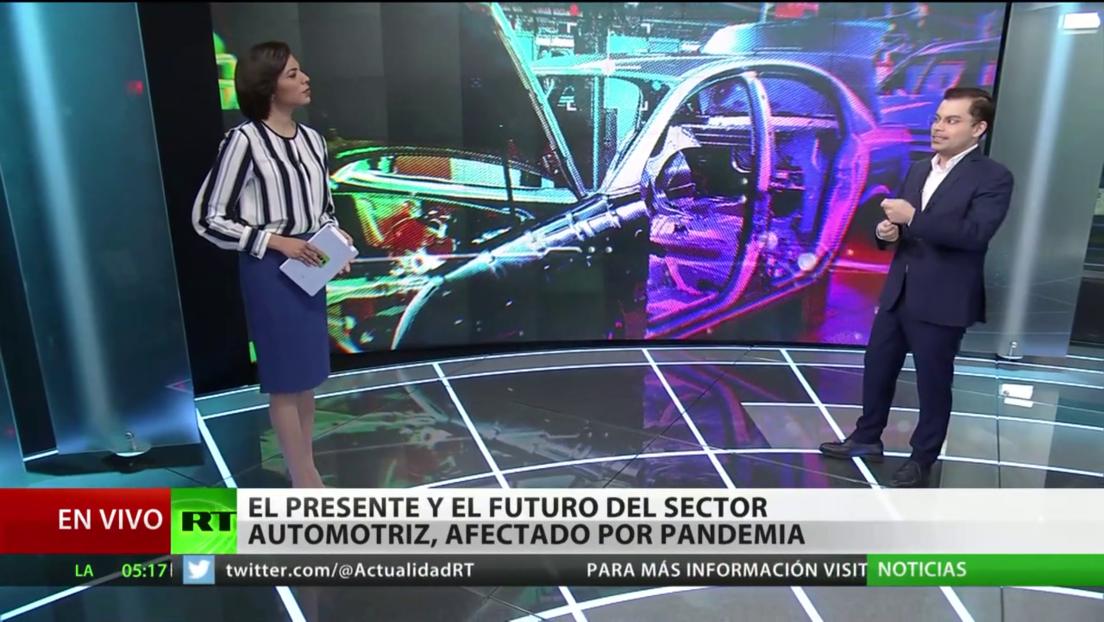 El presente y el futuro de la industria automotriz, golpeada por la pandemia