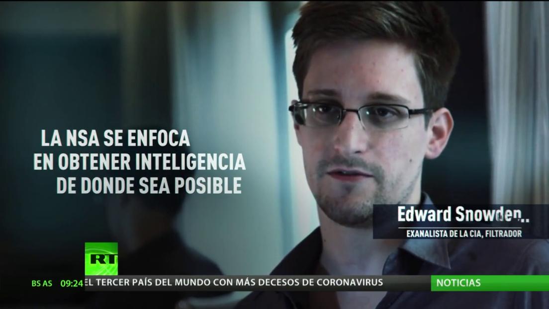 Se cumplen siete años desde que Edward Snowden reveló el programa de vigilancia masiva de la CIA