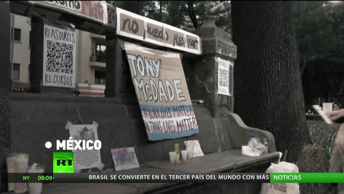 Las protestas por la muerte de George Floyd se extienden a otros países