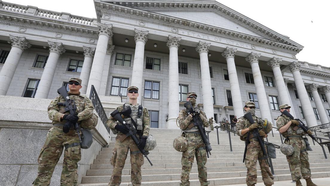 "Trump a gobernadores: ""Espero que usen la Guardia Nacional. Llámenme. Estaremos listos para ustedes tan rápido que la cabeza les dará vueltas"""