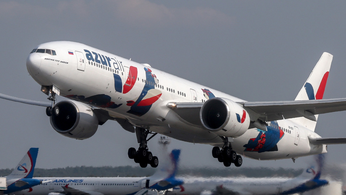 El vuelo de repatriación ruso se dirige a su penúltima parada en América Latina antes de regresar a Moscú
