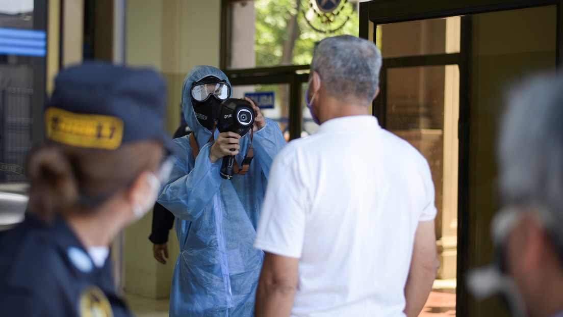 Ecuador registra 1.140 nuevos casos de coronavirus y 263 fallecidos, tras dos días sin ofrecer balance