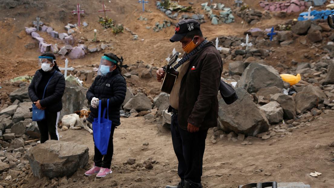Confirman 4.202 nuevos casos de Covid-19 en Perú