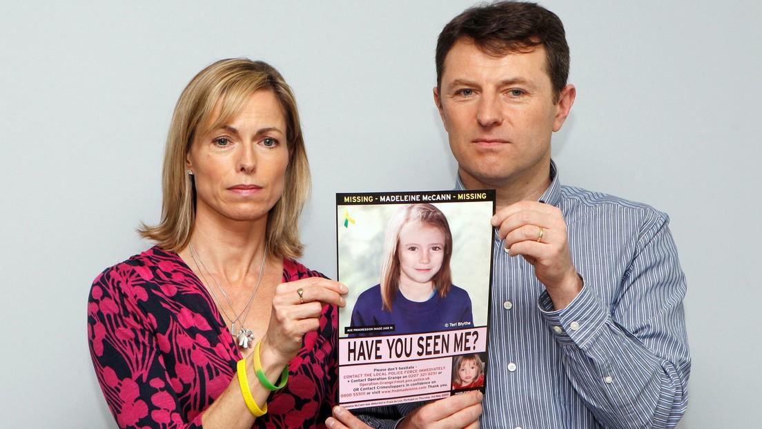 El nuevo sospechoso del caso de Madeleine McCann podría estar vinculado con la desaparición de otra niña