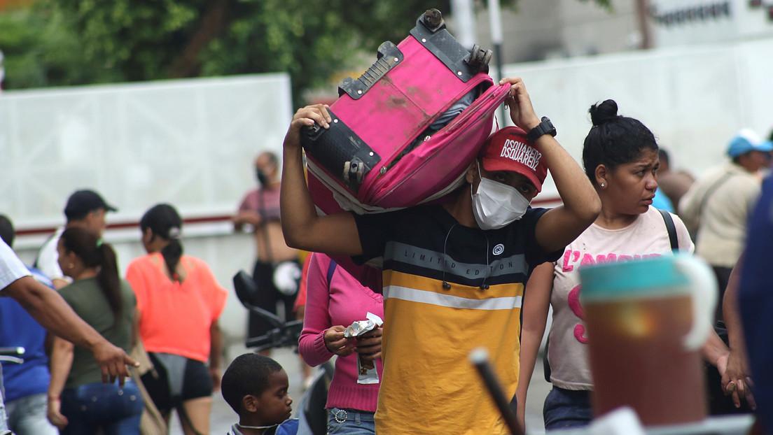 Venezuela desmantela estructuras dedicadas al paso ilegal de personas desde Colombia y Brasil