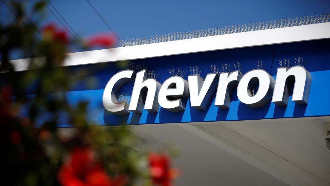 Un petrolero de la empresa estadounidense Chevron cae bajo sanciones de Washington por hacer negocios con Venezuela