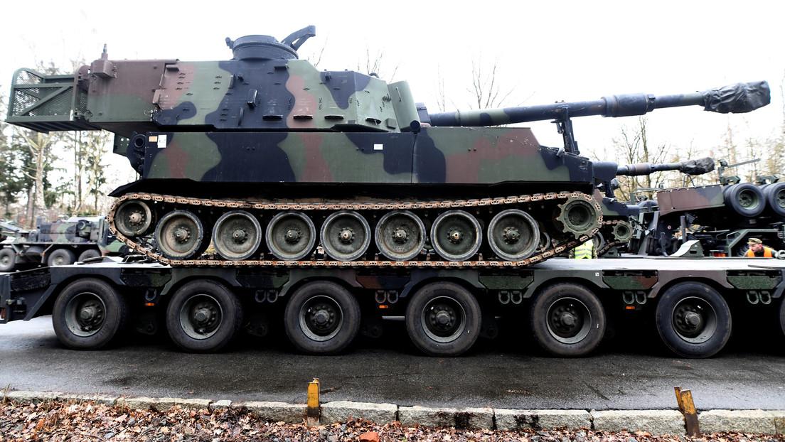 Reportan que Trump ordenó retirar 9.500 tropas de Alemania