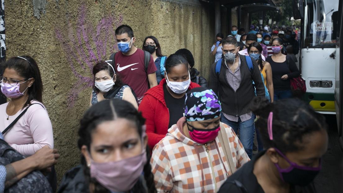 Dos muertes y 171 nuevos casos de COVID-19 en Venezuela