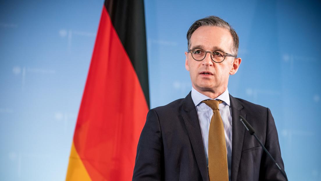 """Ministro de Exteriores de Alemania sobre reportes de la retirada de 9.500 tropas de EE.UU.: """"Somos socios cercanos, pero eso es complicado"""""""
