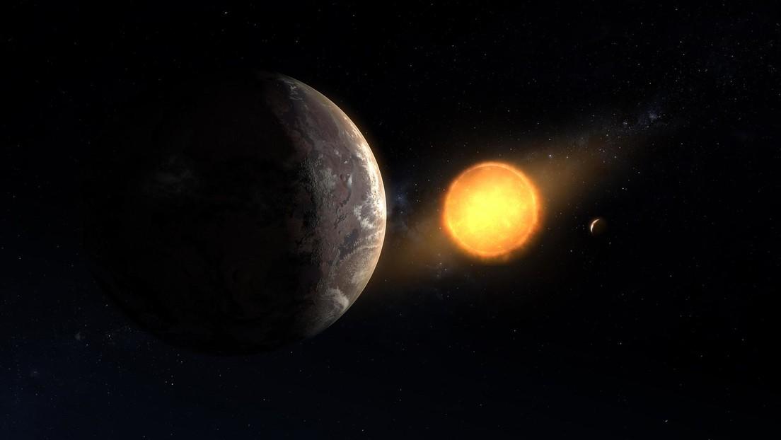 """Descubren un exoplaneta potencialmente habitable y su estrella, que son una """"imagen especular"""" de la Tierra y el Sol"""