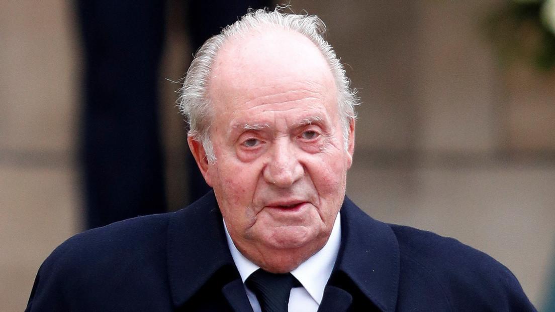 La Fiscalía del Tribunal Supremo investigará al rey Juan Carlos de Borbón por presuntas comisiones ilegales en la construcción del Ave a La Meca