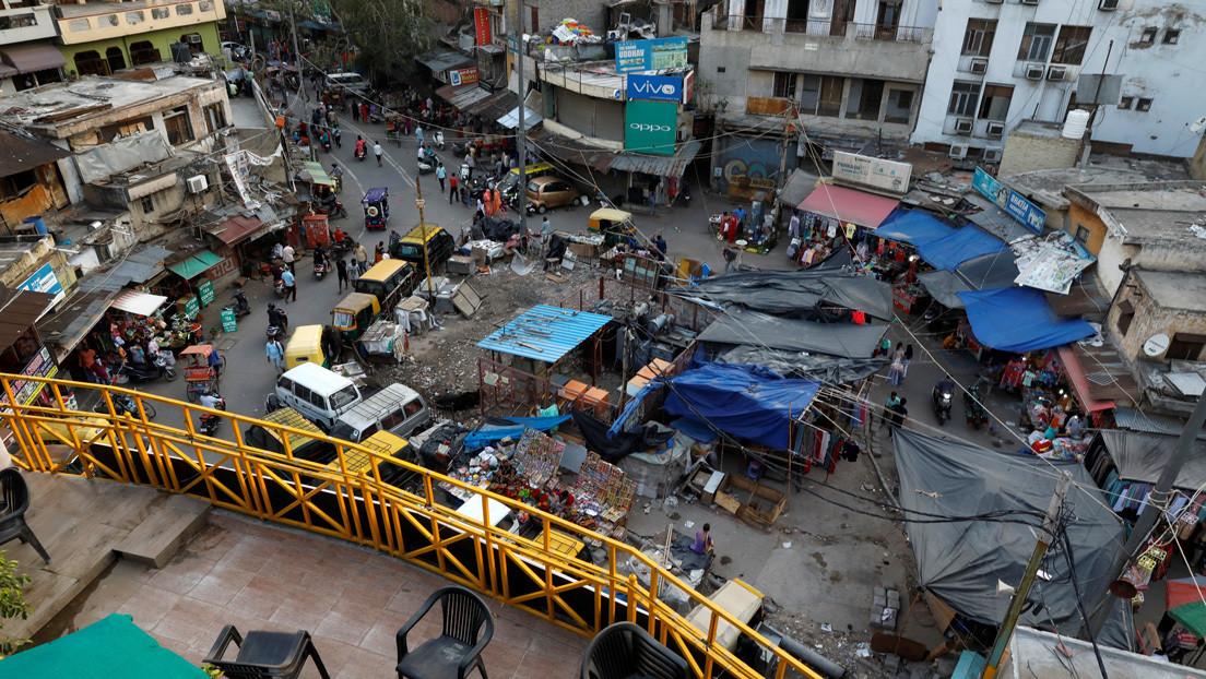 Se registra cerca de Nueva Delhi el 16.º temblor en dos meses y genera preocupación porque podría ser la antesala de un terremoto más fuerte