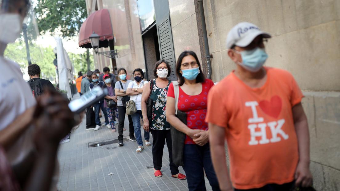 El Banco de España empeora sus pronósticos y calcula un desplome de hasta el 15 %