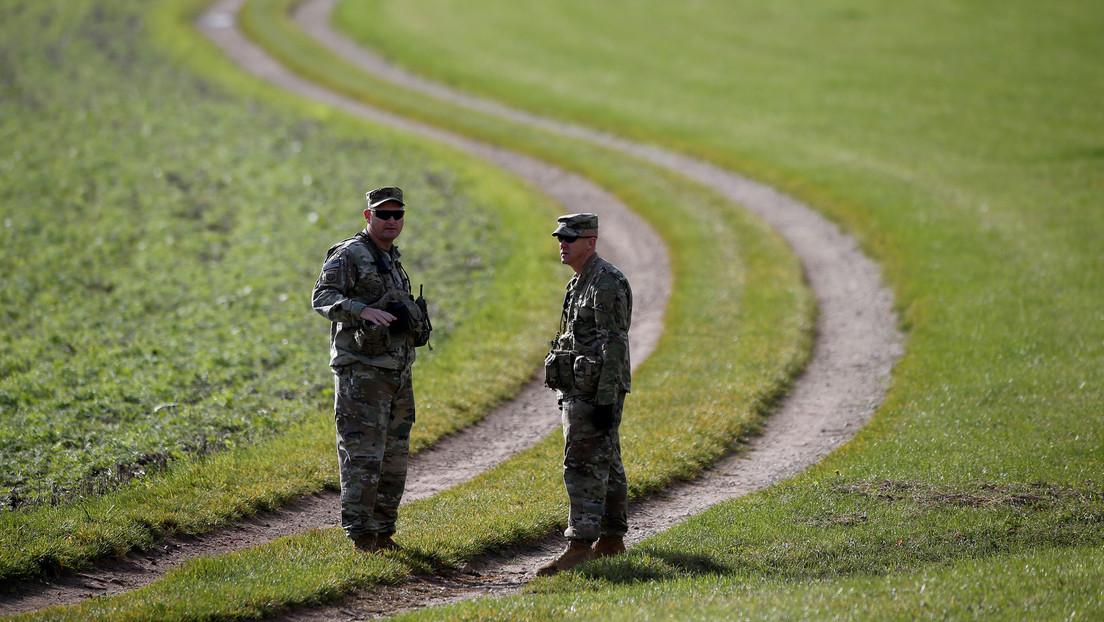 Alemania afirma no haber recibido confirmación oficial de la retirada parcial de tropas de EE.UU.