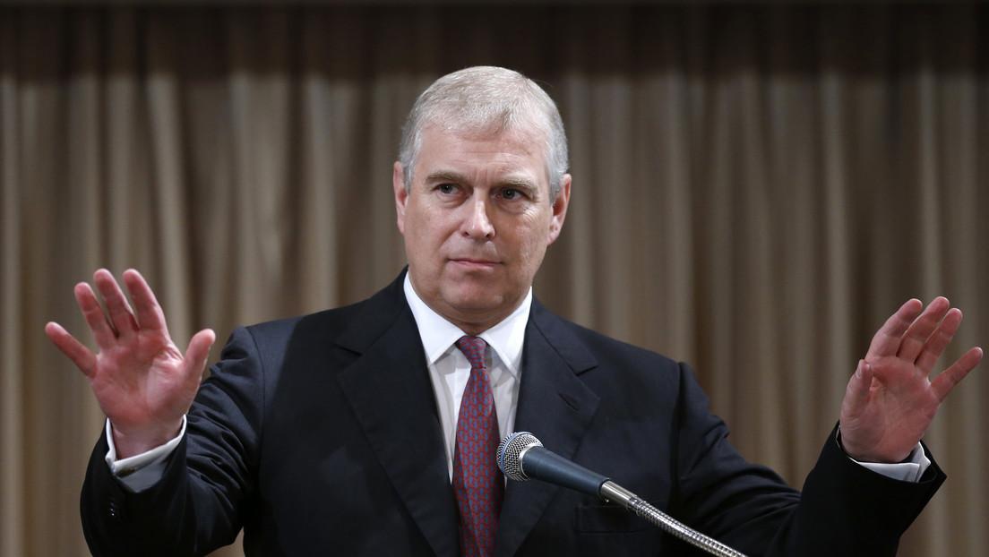 La disputa entre el príncipe Andrés y un fiscal de EE.UU. sobre su cooperación en el caso de tráfico sexual
