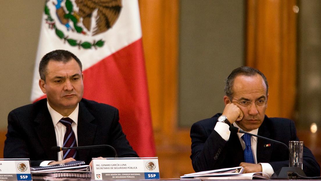 El general mexicano Tomás Ángeles Dauahare afirma que el Gobierno de Felipe Calderón pactó con el Cártel de Sinaloa