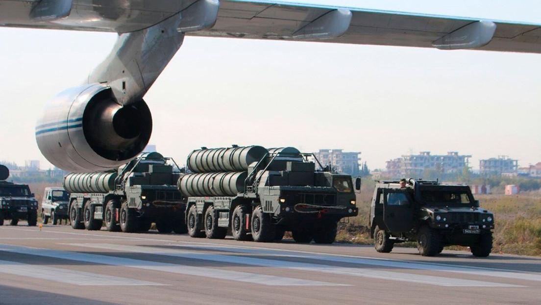 """Turquía compró el sistema antiaéreo ruso S-400 """"para usarlo"""" y planea una segunda adquisición"""