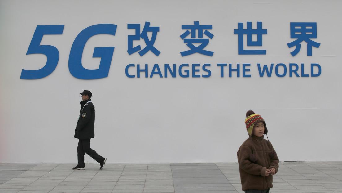 China planea tener más de 600.000 estaciones 5G antes de 2021