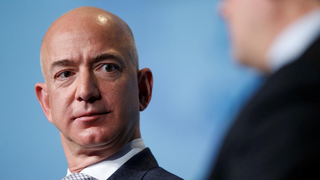 """Jeff Bezos """"se alegra"""" de perder clientes racistas que lo critican por dar su apoyo a 'Black Lives Matter'"""