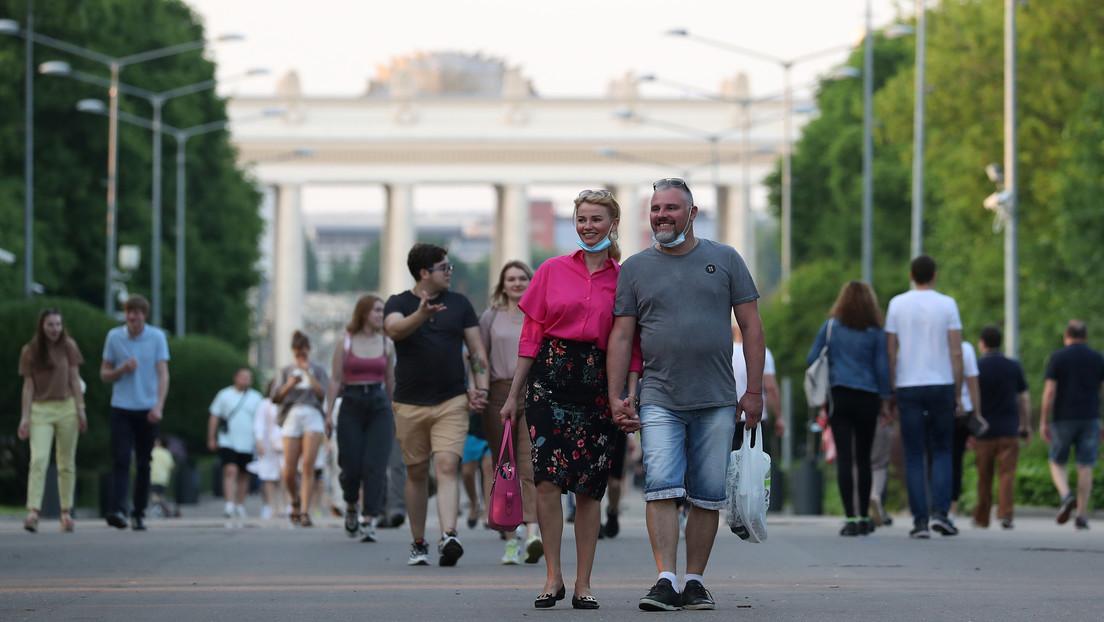 VIDEO: Moscú, tras levantarse las principales restricciones por el coronavirus