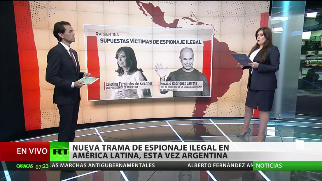Nuevas tramas de espionaje ilegal en América Latina