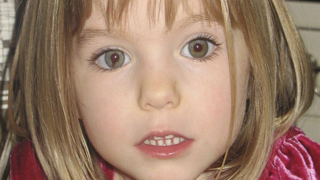 """La Policía tiene una idea de """"cómo murió Madeleine McCann"""" pero desconoce dónde puede estar enterrada"""