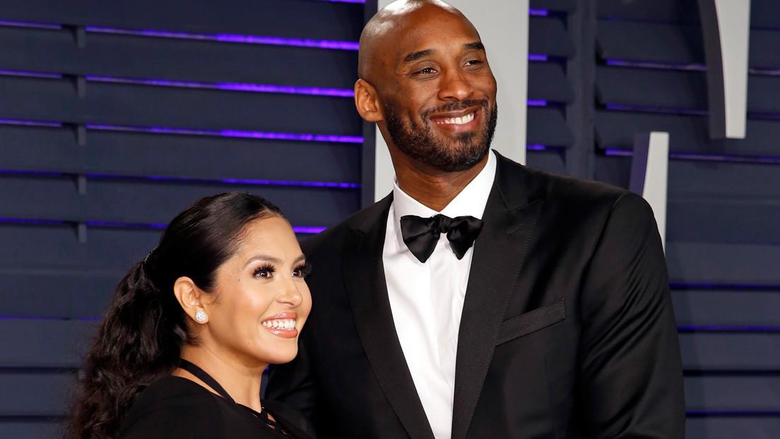 La viuda de Kobe Bryant reclama cientos de millones por el dinero que no ingresará tras la muerte de esa leyenda de la NBA