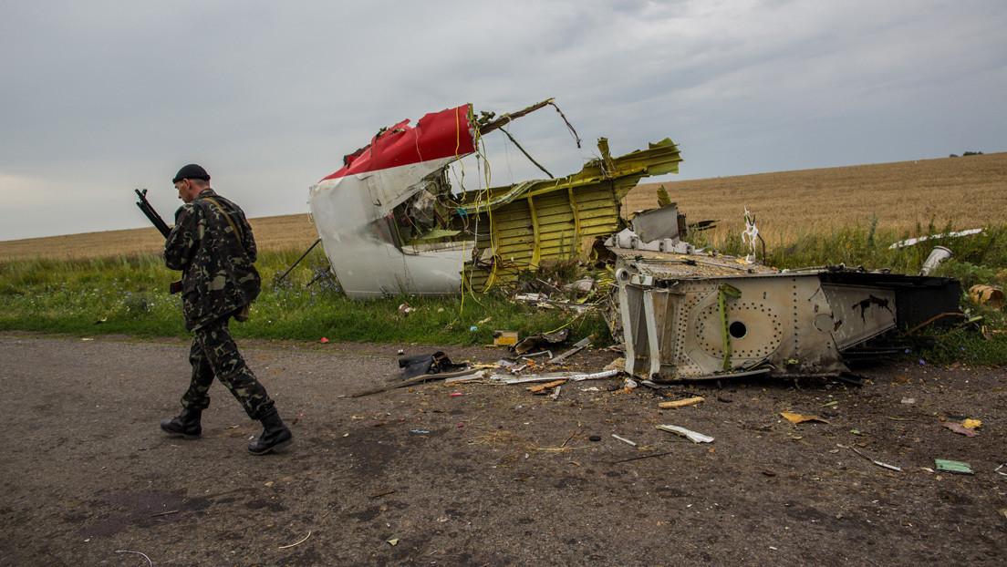 Fiscal neerlandés: Ucrania no aportó los datos del radar principal sobre la catástrofe del vuelo MH17