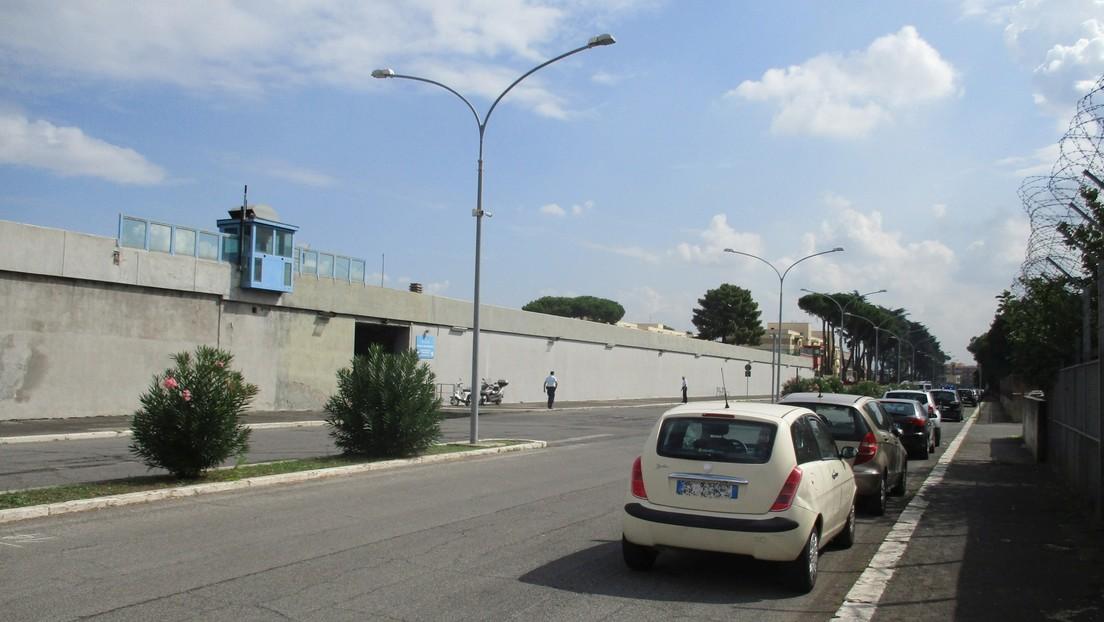 """""""Volveremos en 15 días"""": dos reos se fugan de una prisión en Italia, pero dejan una nota prometiendo regresar"""
