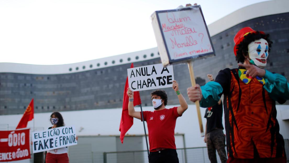 El Gobierno brasileño vuelve a divulgar las cifras totales de la pandemia tras la orden del Supremo