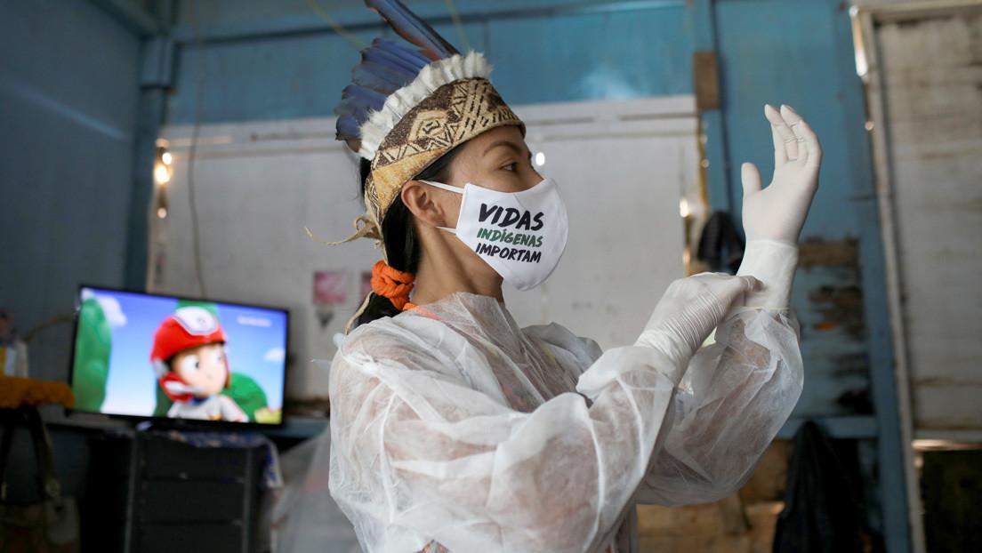 """""""Están en una situación de emergencia nunca imaginada"""": La alarmantes cifras del coronavirus en las comunidades indígenas de Brasil thumbnail"""