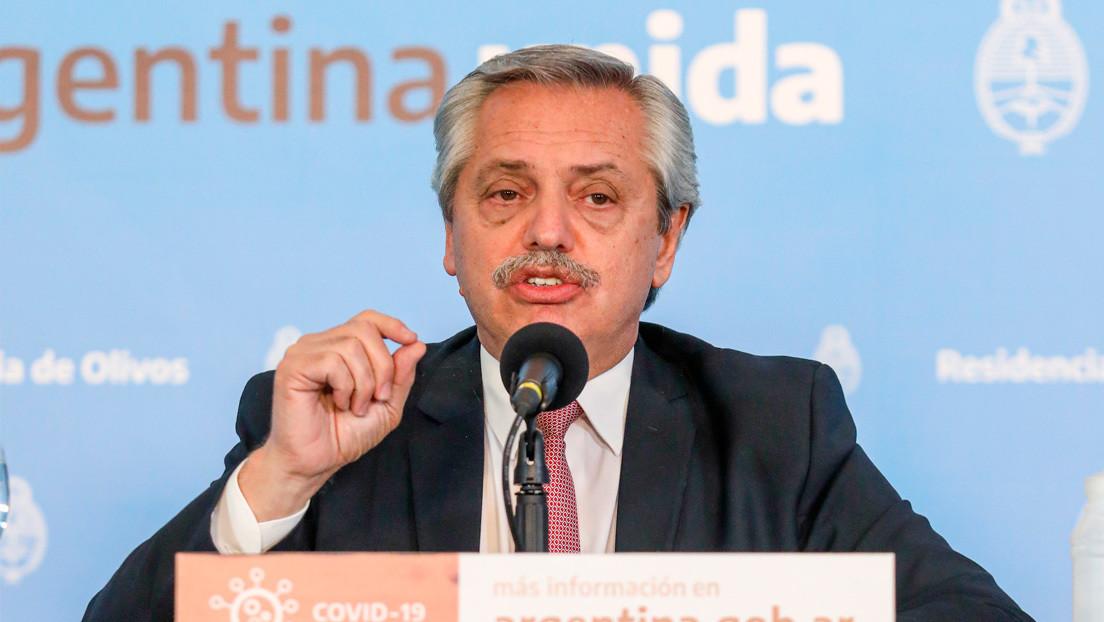 """Alberto Fernández advierte que la velocidad de contagio del coronavirus es la más alta: """"Deberíamos volver a la cuarentena absoluta"""""""