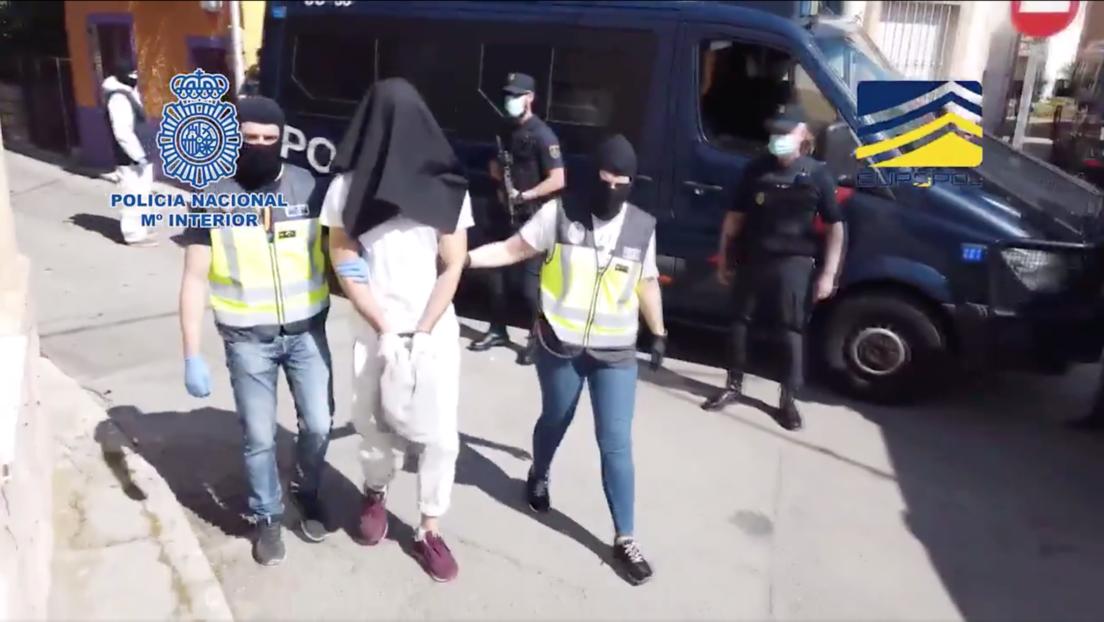 Detienen en Madrid a un yihadista que recaudaba fondos para financiar al Estado Islámico en Siria