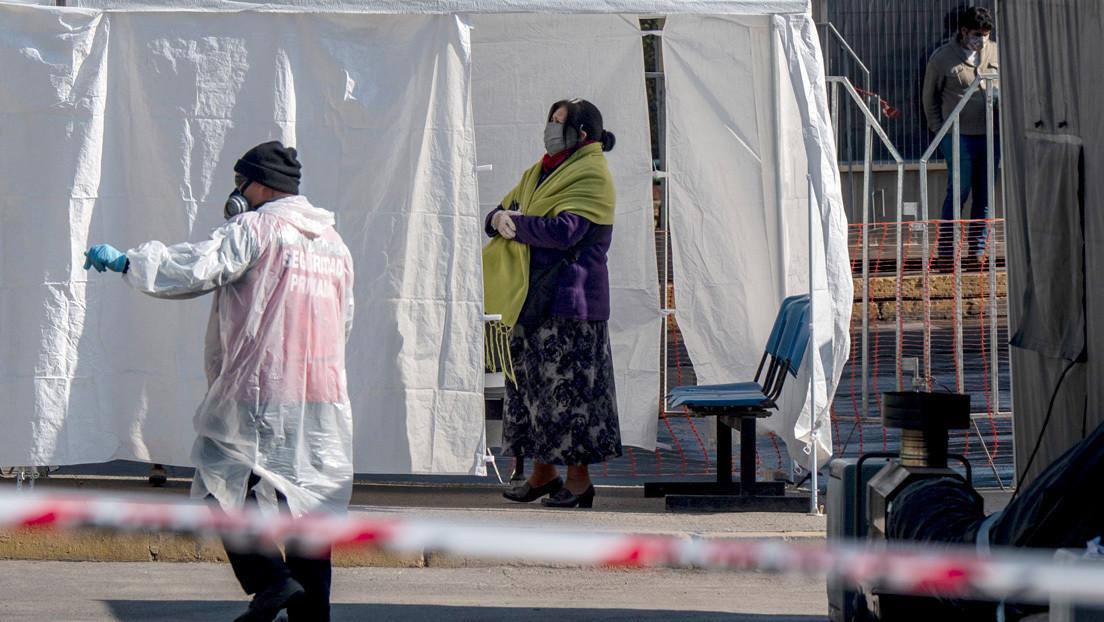 Chile supera los 150.000 contagios de coronavirus a 100 días de la pandemia en el país