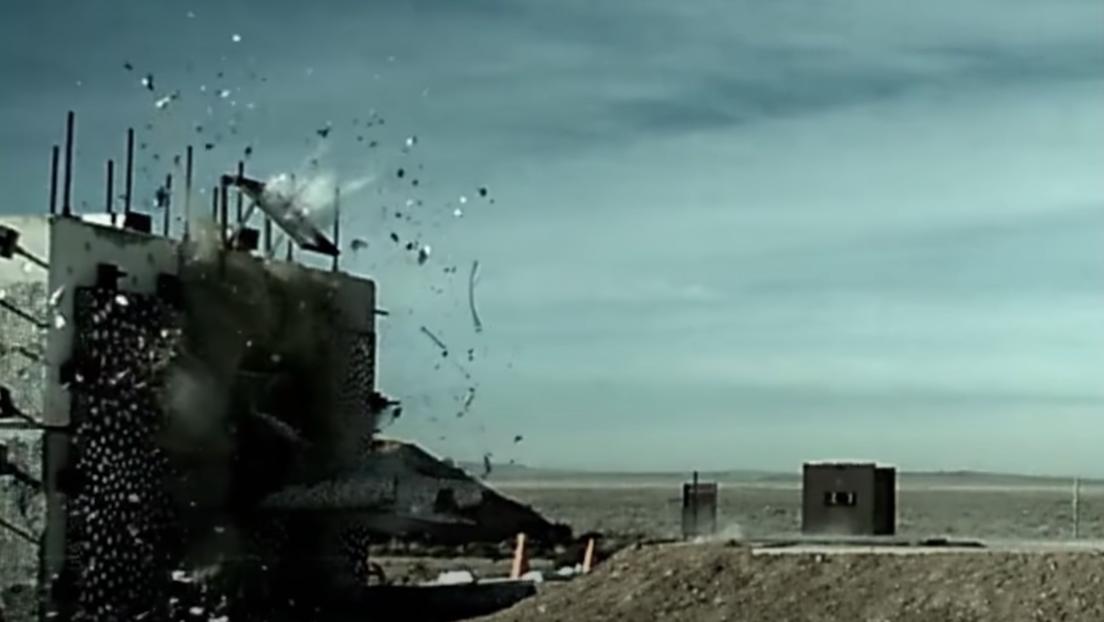 EE.UU. termina las pruebas de compatibilidad del caza F-15E y la bomba nuclear B61-12 (VIDEO)